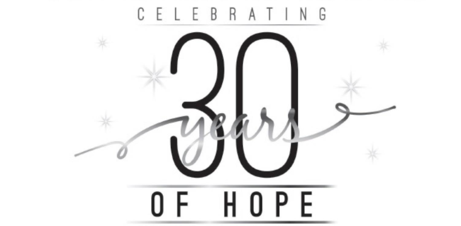 Celebrating 30 Years of Hope