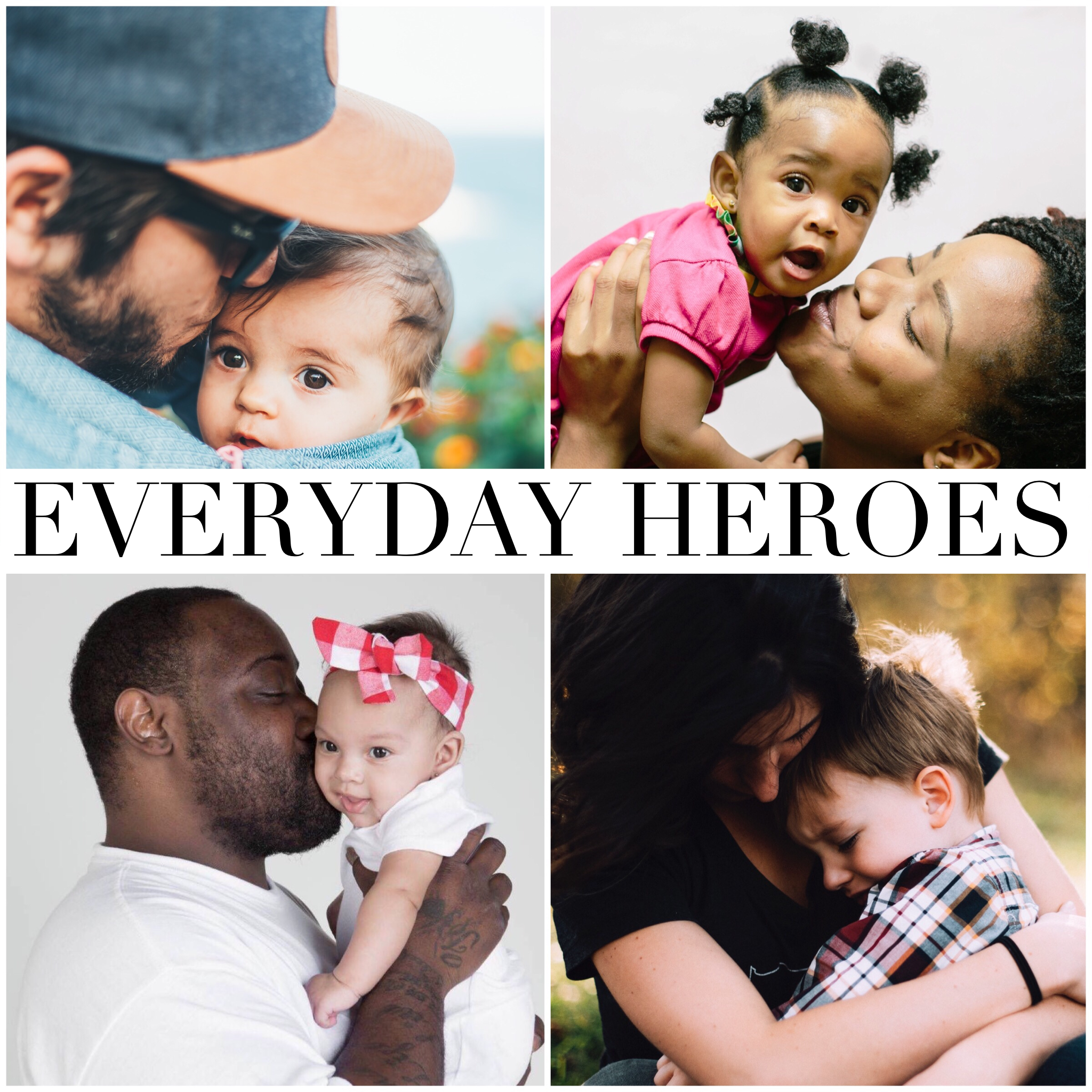 Discover Everyday Heroes